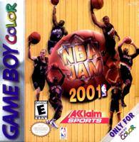 NBA Jam 2001 - Game Boy Color [USED]