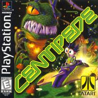 Centipede - PlayStation