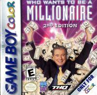 Who Wants to Be a Millionaire 2nd Edition - Game Boy Color [USED]