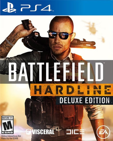 Battlefield Hardline (Deluxe Edition) - PlayStation 4