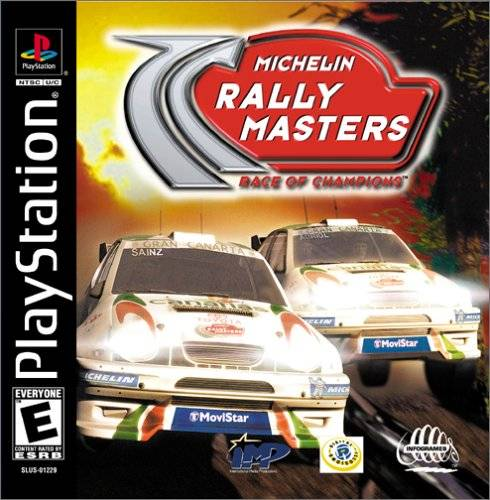 Michelin Rally Masters: Race of Champions - PlayStation