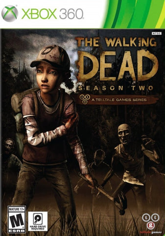 The Walking Dead: Season Two - A Telltale Games Series - Xbox 360