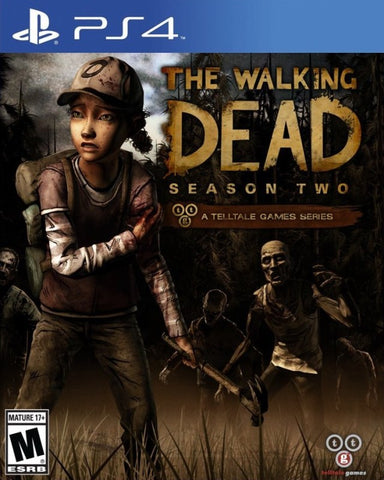 The Walking Dead: Season Two - A Telltale Games Series - PlayStation 4