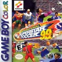 International Superstar Soccer 99 - Game Boy Color [USED]