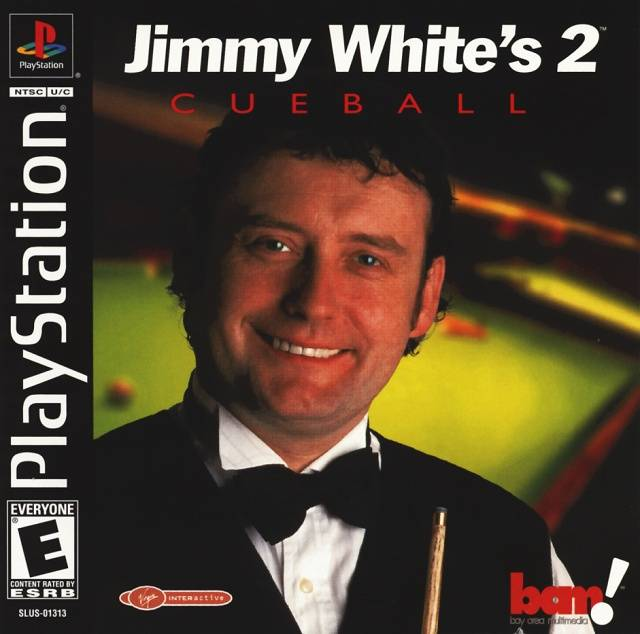 Jimmy White's 2: Cueball - PlayStation