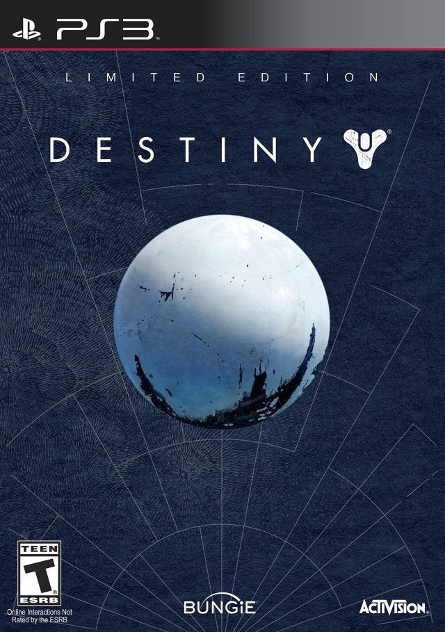 Destiny (Limited Edition) - PlayStation 3