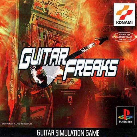Guitar Freaks - PlayStation (Japan)