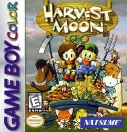 Harvest Moon GBC - Game Boy Color [USED]