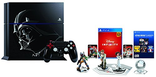 Sony PlayStation 4 Limited Edition Disney Infinity 3.0: STAR WARS 500GB Bundle