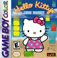 Hello Kitty's Cube Frenzy - Game Boy Color [USED]