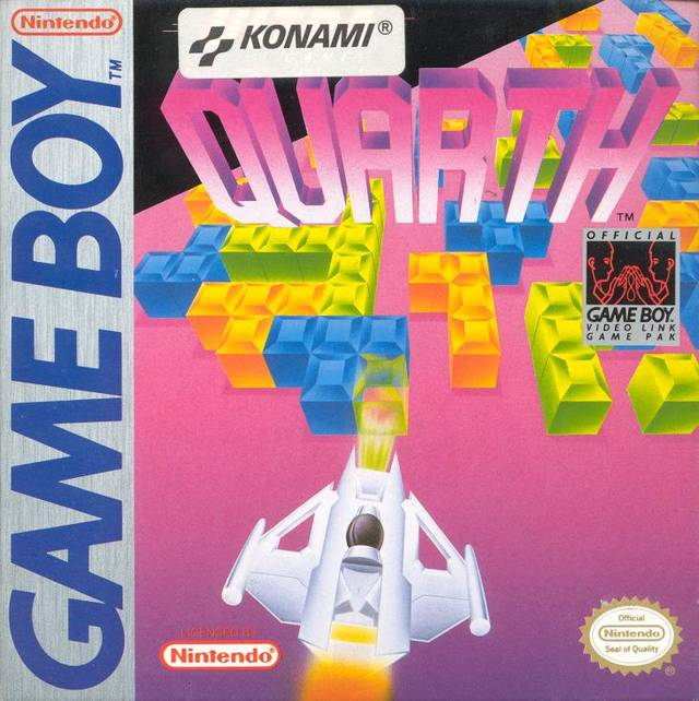 Quarth - Game Boy [USED]