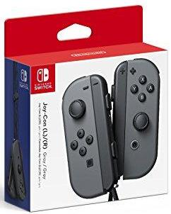 Nintendo Joy-Con (L/R) - Gray - Nintendo Switch