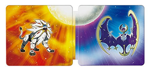 Pokémon Sun and Pokémon Moon Steelbook Dual Pack – Nintendo 3DS (Amazon Exclusive)
