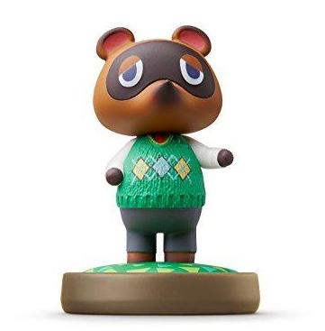 Tom Nook (Animal Crossing series) Amiibo