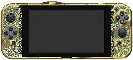 HORI Nintendo Switch Premium Gold Zelda Protector - Nintendo Switch [NEW]