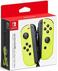 Nintendo Joy-Con (L/R) - Neon Yellow - Nintendo Switch