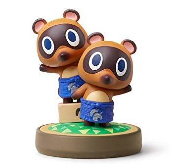 Timmy & Tommy (Animal Crossing series) Amiibo