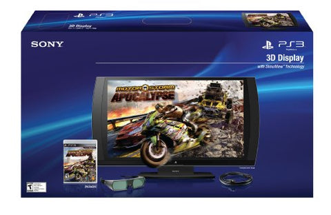 Sony PlayStation 3 - PlayStation 3D TV