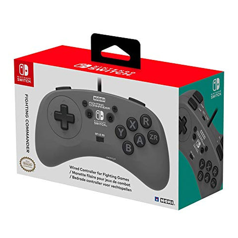 Hori Nintendo Switch Fighting Commander - Nintendo Switch