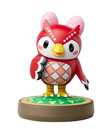 Celeste (Animal Crossing series) Amiibo