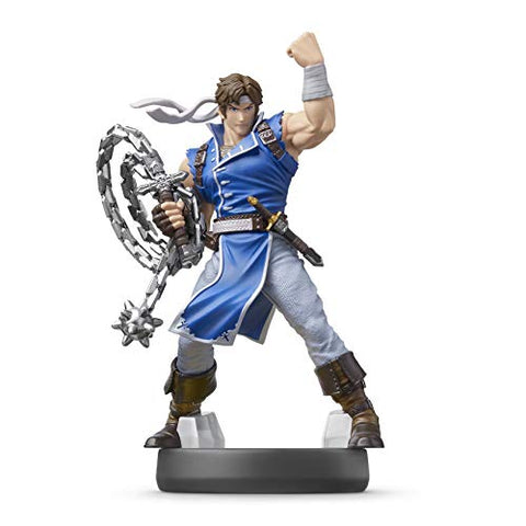 Nintendo Amiibo - Richter - Super Smash Bros. Series - Wii