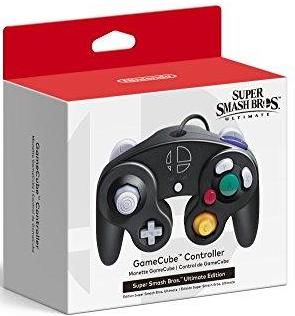 GameCube Controller Super Smash Bros. Ultimate Edition - Nintendo Switch
