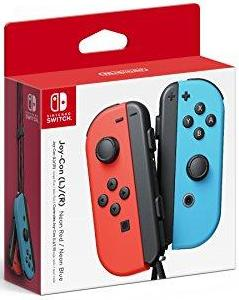 Nintendo Joy-Con (L/R) - Neon Red/Neon Blue