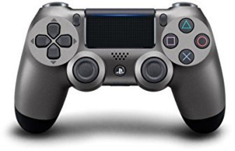 DualShock 4 Wireless Controller for PlayStation 4 - Steel Black