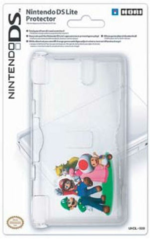 Nintendo DS Lite Protector - Super Mario Version - Nintendo DS