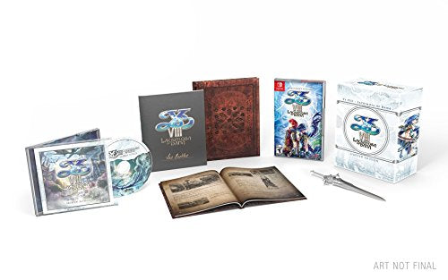 Ys VIII: Lacrimosa of DANA Limited Edition - Nintendo Switch