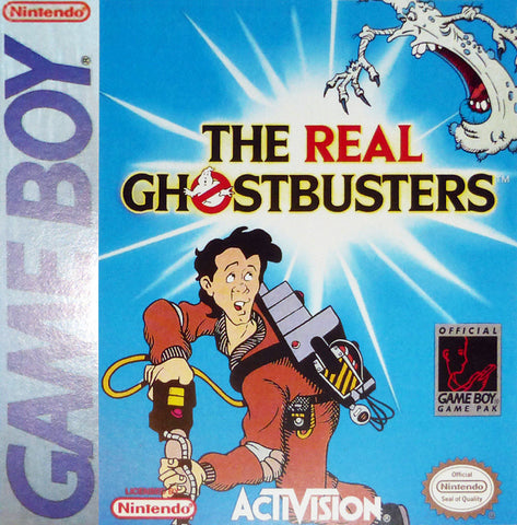 The Real Ghostbusters - Game Boy [USED]