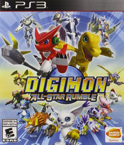 Digimon All-Star Rumble - PlayStation 3