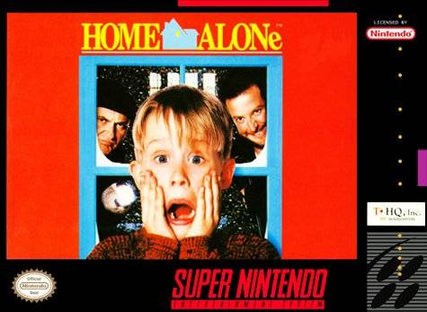 Home Alone - Super Nintendo [USED]
