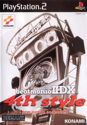 BeatMania IIDX 4th Style: New Songs Collection - PlayStation 2 (Japan)
