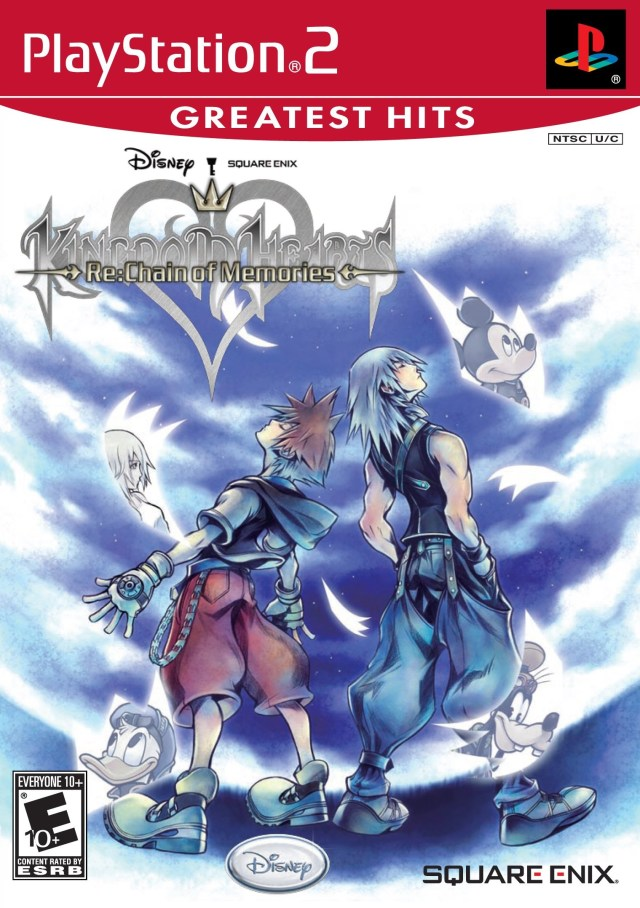 Kingdom Hearts Re:Chain of Memories (Greatest Hits) - PlayStation 2