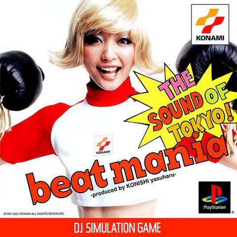 BeatMania: The Sound of Tokyo - PlayStation (Japan)