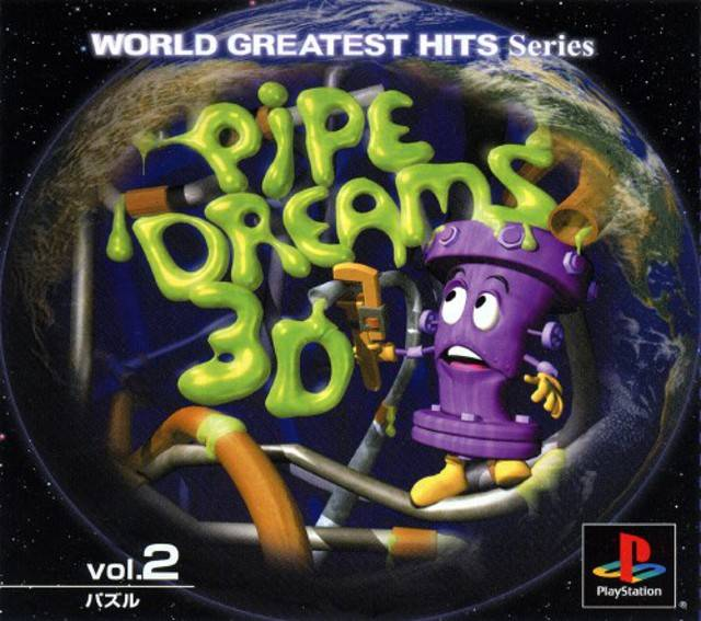 Pipe Dreams 3D (World Greatest Hits) - PlayStation (Japan)