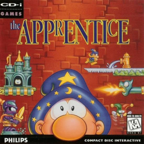 The Apprentice (1994) - CD-I