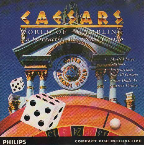 Caesar's World of Gambling - CD-I