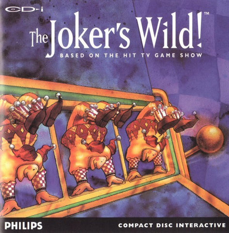 The Joker's Wild - CD-I