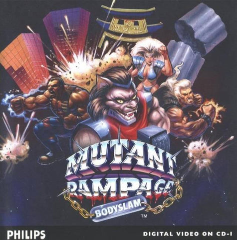 Mutant Rampage: BodySlam - CD-I