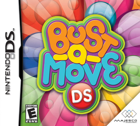 Bust-A-Move DS - Nintendo DS