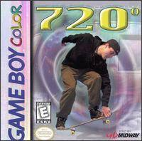 720 Degrees - Game Boy Color [USED]