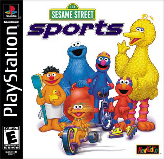 Sesame Street Sports - PlayStation
