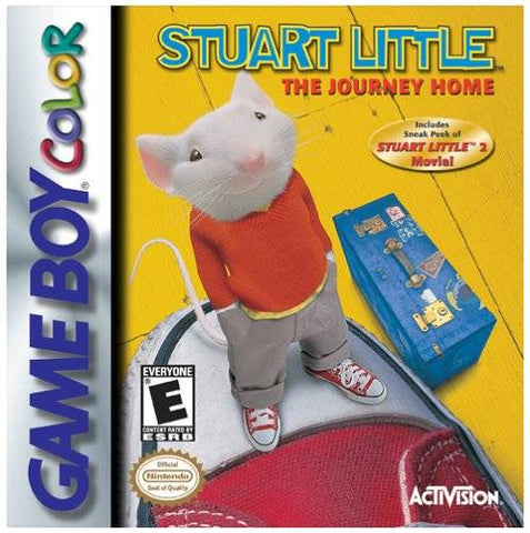 Stuart Little: The Journey Home - Game Boy Color [USED]