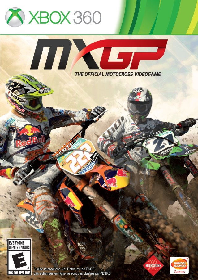 MXGP: The Official Motocross Videogame - Xbox 360