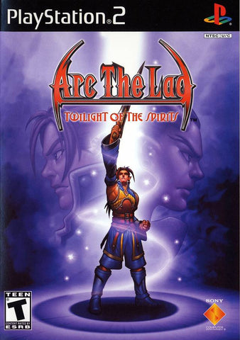 Arc the Lad: Twilight of the Spirits - PlayStation 2