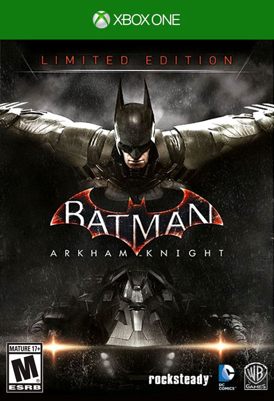 Batman: Arkham Knight (Limited Edition) - Xbox One
