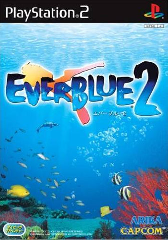 Everblue 2 - PlayStation 2 (Japan)