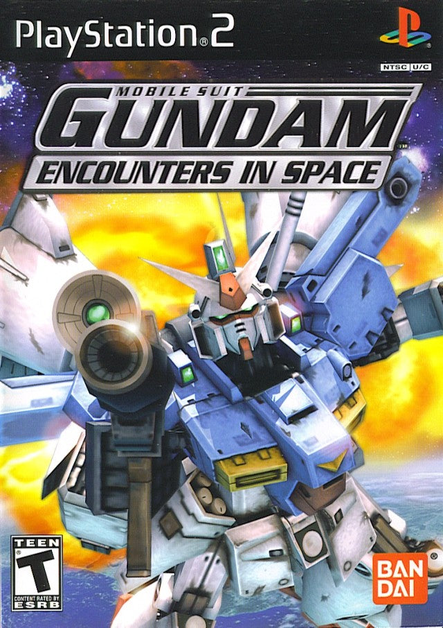 Mobile Suit Gundam: Encounters in Space - PlayStation 2